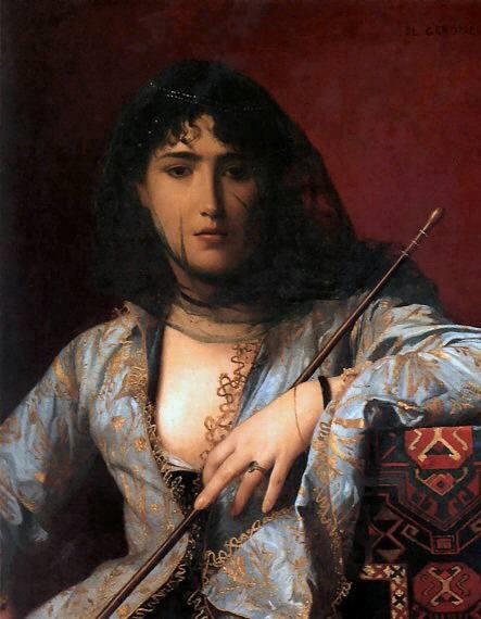 Le Sultanat Ottoman Circassian_Lady