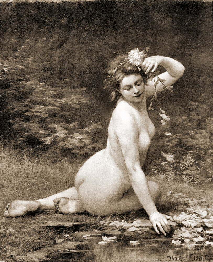 Caroline Wozniacki complètement nue en une du